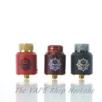 【DL向けRDA】Pirate King RDA 24mm Skull Paint Ver. BF対応(A28)