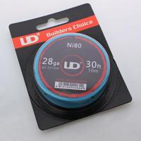 UD製  Ni80  各種  wire( 30ft=10m)