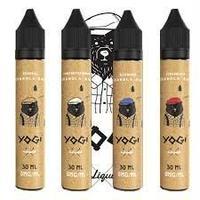 【フルーツ】  【スイーツ】Yogi Liquid  Original 60ml MAX VG 全4種類