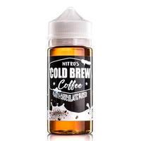 コーヒー&ホワイトチョコレートにメンソール!!Nitro's Cold Brew White Chocolate Mocha 100ml