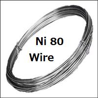 Ni 80 Wire  10m