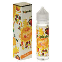 【紅茶】TROPICALIE EJUICE PEACH N TEA 60ML(J86-1)