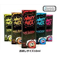 ★お試しサイズ10ml★ ナスティ―☆ Nasty Juice