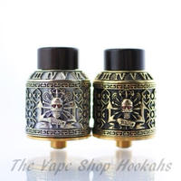 【DL向けRDA】Pirate King RDA 24mm Skull engraving Ver. BF対応(A28)
