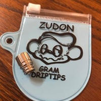 ZUDON SS 🐭⬇️💥 / GRAM Drip Tips🐭