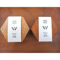 VAPE WAX Natural made  LO.50 / LO.70