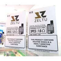 ZELTU X 交換用POD (各Ω3個入り)