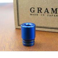 GRAM DRIP TIP colorcoat /BlueHairline