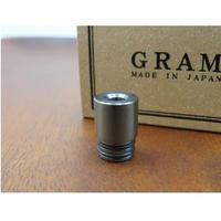 GRAM DRIP TIP colorcoat /BlackHairline