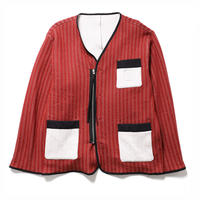 REVERSIBLE LINER JK / red
