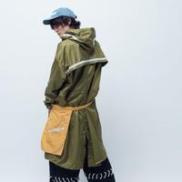 RAIN COAT /green