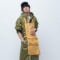 POCKET APRON / yellow
