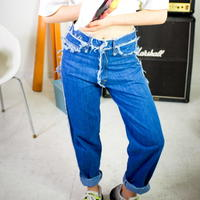 DENIM PN / blue