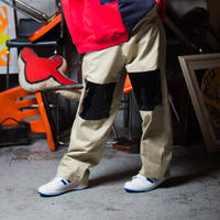 KNEE PATCH PN	 / beige