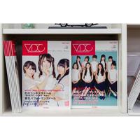 VDC Magazine 002+VDCステッカー