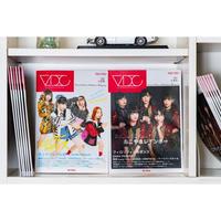VDC Magazine 010+VDCステッカー