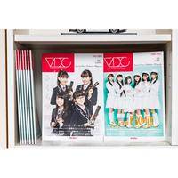 VDC Magazine 015+VDCステッカー