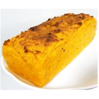 米粉×豆腐パウンドケーキ(国産人参)スパイスキャロットケーキ