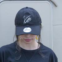 VEDETTE ERROR(ヴェデットエラー)LOGO CAP(Black)