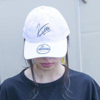 VEDETTE ERROR(ヴェデットエラー)LOGO CAP( White)