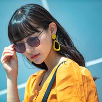 Mustard Yellow ピアス