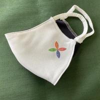 【限定商品】日本野菜ソムリエ協会 オリジナル洗えるマスク