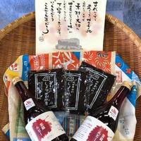 【奈良 明日香村】紫蘇ルビー (加糖ジュース)&生姜の佃煮セット