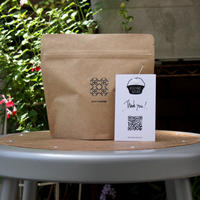 【代引き・メーカー直送】音楽付きドリップバッグコーヒー「キリマンジャロ・キボーAA」