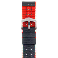 Option Belt - Rubber Robby Red