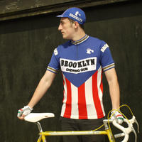 Vintage Velo Classics Wool Jersey Brooklyn S,M,L,XL/ ヴィンテージヴェロ ブルックリン S,M,L,XL