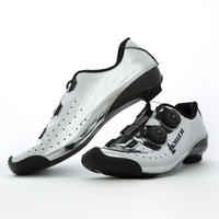 Killer KS1 Road Shoes Silver ラスト2足 / ディルーカ キラーコレクション KS1 ロードシューズ  シルバー(K-KCSO2BSIL)