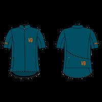 (3月上旬発売開始) Monti SS Jersey Lagoon /モンティ 半袖ジャージ ラグーン男女兼用(VB-MR-RW-1177)