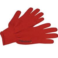 Velobici Seamless Undergloves Red-One Size/ ヴェロビチ シームレス メリノウール アンダーグローブレッド フリーサイズ(VB-113)