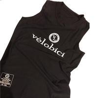 Performance Mesh Baselayer Sleeveless Black / パフォーマンス メッシュ 春夏用ベースレイヤー Black(袖なし)(VB-153)