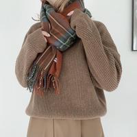 basic knit[brown]