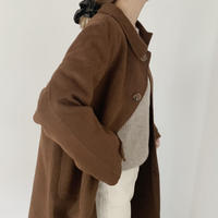 handmade coat[brown]