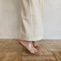 pail color slacks[cream]