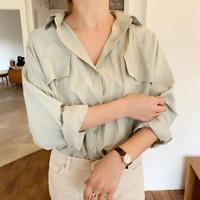 big shirt[mint]