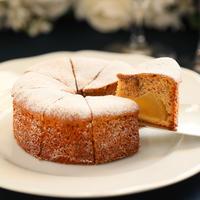 《Brand New》信州リンゴとアールグレイのシフォンケーキ【Gateau Pomme Earl Grey】