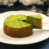 《Brand New》宇治抹茶のカステラケーキ【Gateau The Vert】