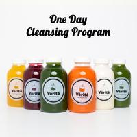 【デトックスコース】ONE DAYプログラム - クレンジングプログラム(6本×1日)