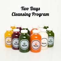 【デトックスコース】TWO DAYSプログラム - クレンジングプログラム(6本×2日)