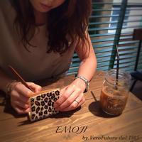 EMOJI(エモジ)革のメモ帳