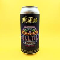Almanac / Full Tilt Boogie / Hazy DIPA / 8% / 473ml