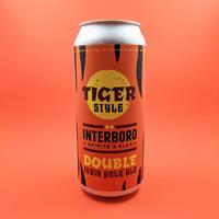 Interboro / Tiger Style / Double IPA / 8% / 473ml