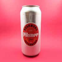 Interboro / Bushburg / Hoppy Pilsner / 5.5% / 473ml