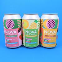 めっちゃ酵母が生きてる<Nova Easy Kombucha研究>3本