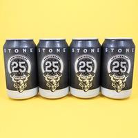 走ったあとに飲むとめちゃくちゃ酔っ払う4本セット(Stone 25th Anniversary Triple IPA)