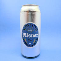 Interboro / Alpine Style  / Pilsner / 5% / 473ml