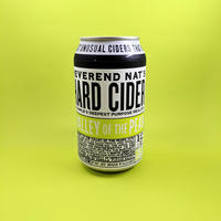 Reverend Nat's Hard Cider / Valley of the Pear / Cider / 6.8% / 355ml